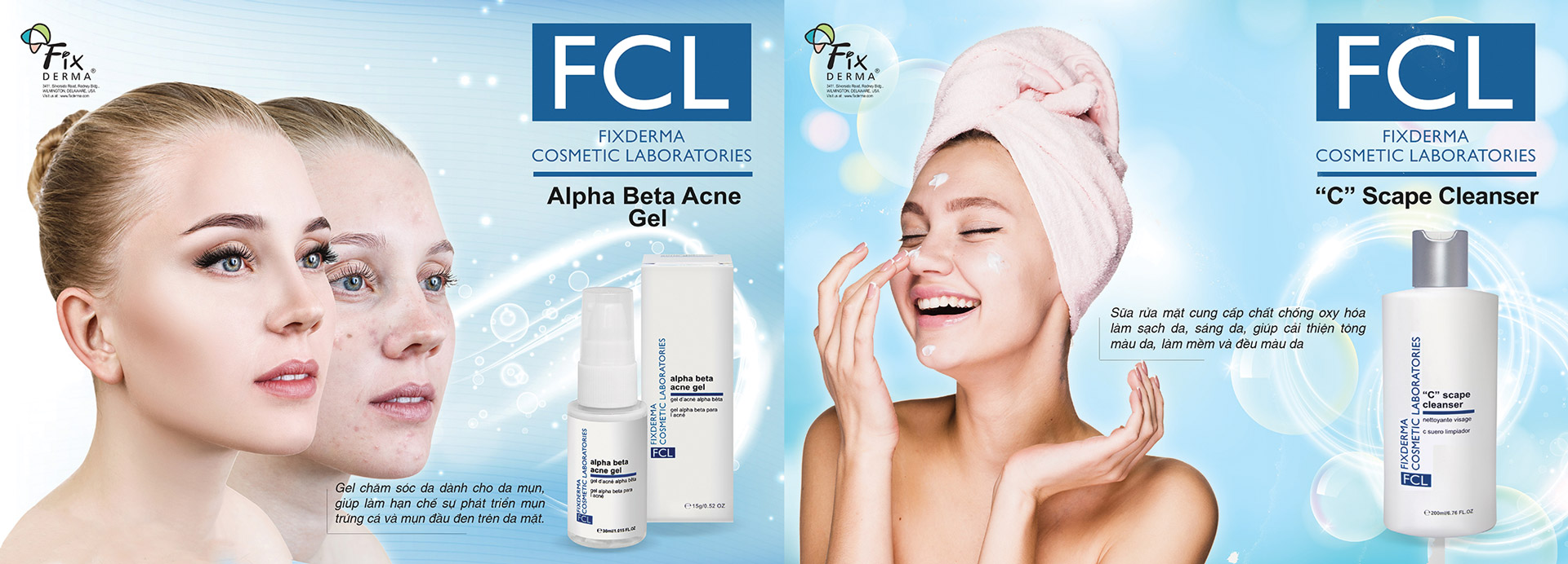 FCL C Scape Cleanser 200ml
